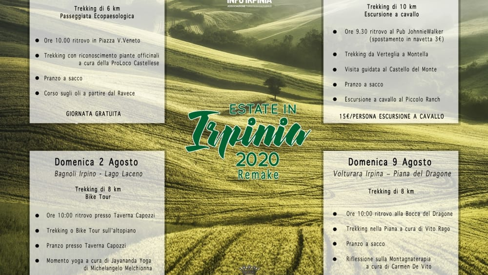 Estate in Irpinia 2020 remake
