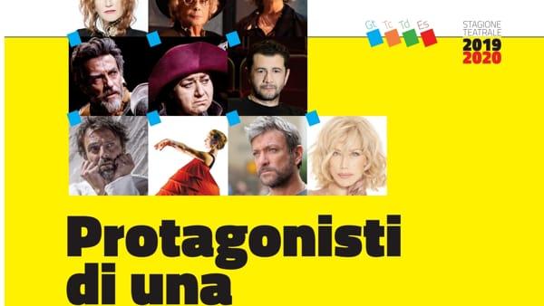 Mannoia, Preziosi, Sgarbi: ecco il cartellone della stagione 2019/2020 del Teatro Gesualdo