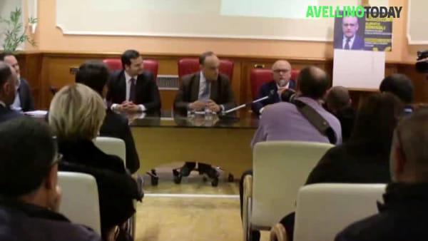 Il Ministro Bonisoli ad Avellino per rilanciare l'ex Eliseo