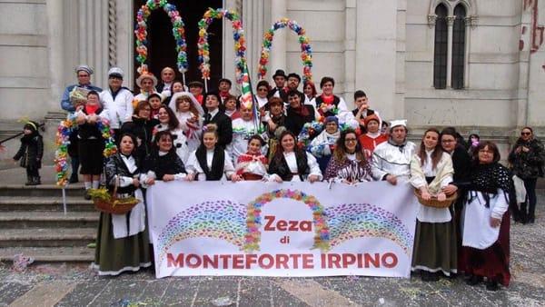 Carnevale a Monteforte, la cantata di Zeza