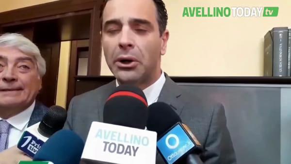 """Us Avellino, Festa: """"Spero si arrivi a una soluzione. Di Matteo? Non lo conosco"""""""