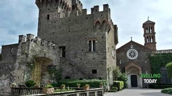 Re Artù al Castello Lancellotti di Lauro -2