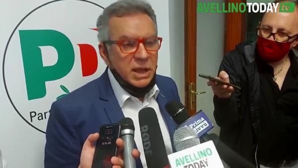 """Regionali in Campania, Ciarcia: """"Con il Pd torniamo a fare politica"""""""