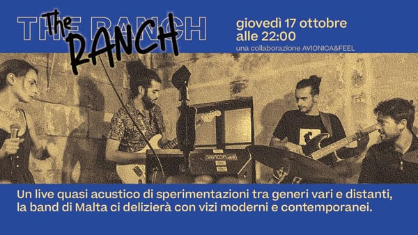Alla Casina del Principe 'The Ranch' in concerto