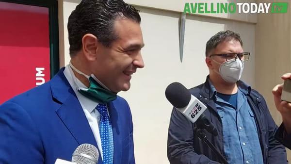 """Movida ad Avellino, Festa: """"Voglio comprendere le cause della multa"""""""