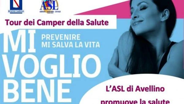 Prevenzione del tumore al seno e al collo dell'utero, visite gratuite in tutta l'Irpinia