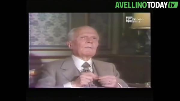 39esimo anniversario del sisma, il messaggio del presidente Pertini