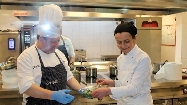 Ode al broccolo aprilatico, la chef Valentina Martone festeggia la X edizione