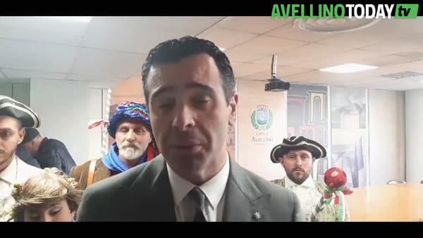 """Us Avellino, Festa: """"Contento della decisione di Circelli"""""""