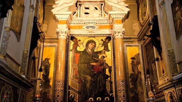 Domenica 31 maggio la Santa Messa della Pentecoste al Santuario di Montevergine