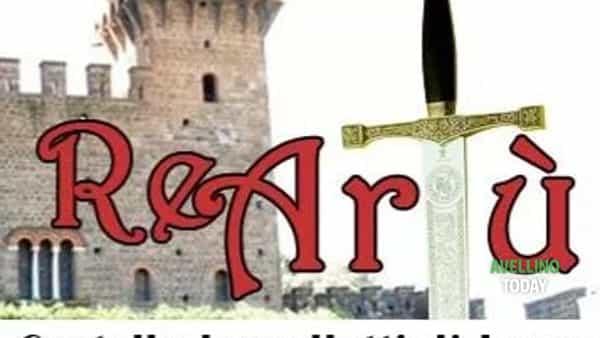 Re Artù al Castello Lancellotti di Lauro -3