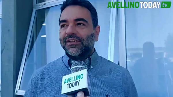 """Irpini della Capitale donano 3 sanificatori alle associazioni di volontariato, il sindaco di Atripalda: """"Teniamo alta l'attenzione"""