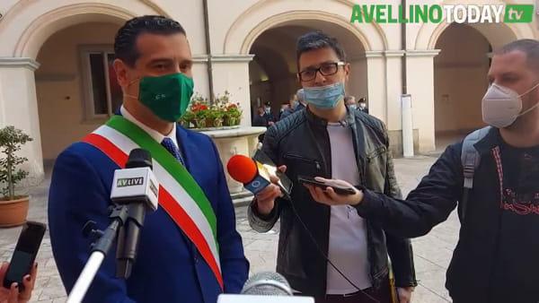 """Movida ad Avellino, Festa: """"Ho raccontato al prefetto cosa è davvero accaduto"""""""