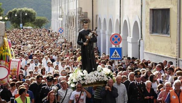 """A Materdomini la """"Prima grande Festa di San Gerardo"""", protettore di mamme e bambini"""