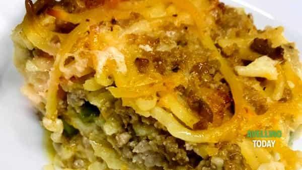 La Caramella presenta le ricette dello chef, per Pasqua la Crostata di Tagliolini di Giovanni Mariconda
