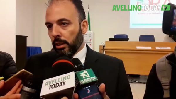 """Delrio (PD) ad Avellino per parlare di aree interne: """"Dobbiamo lavorare tutti insieme"""""""
