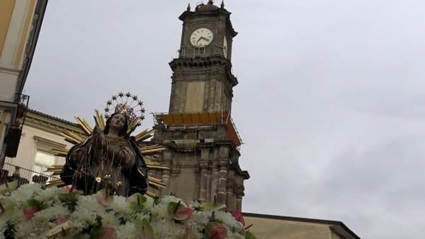 Processione per la Madonna dell'Assunta: il programma