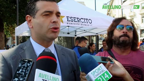 """Palazzetto e Piscina, Festa fa il punto: """"A settembre cambia musica"""""""