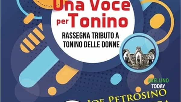 """A Mugnano del Cardinale si conclude la rassegna """"Una voce per Tonino"""" con Joe Petrosino & Rockammorra band"""