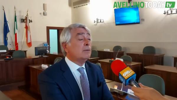 """Incontro in Provincia, Biancardi: """"Intitoleremo il distretto di Ariano a Franco Lo Conte"""""""