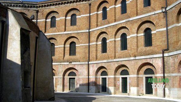 Il Ventaglio di Achille Vianelli in mostra al Carcere Borbonico