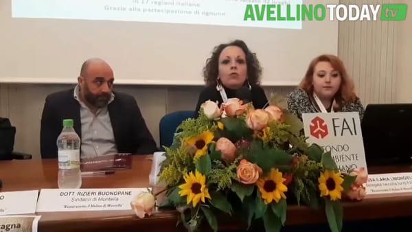 """Il comune di Montella e il FAI Giovani Avellino uniti per la rinascita del """"Mulino sul Ponte della Lavandara"""""""