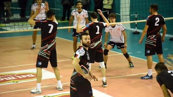Net&Atripalda Volley sconfitta dal Volley World