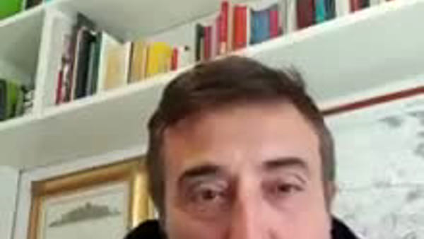 """Coronavirus, Andrei: """"Forza Irpinia e forza Campania, siamo un popolo meraviglioso"""""""