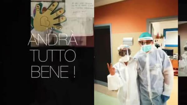 Giornata mondiale dell'infermiere, il video del personale del Moscati