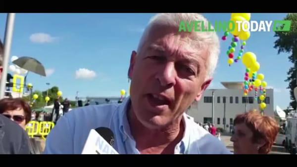 """Camorra, Nicola Morra: """"Anche Avellino ha capito che il problema esiste"""""""