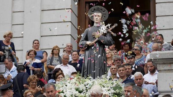 Al santuario di Materdomini il dono dell'olio e il ricordo del Transito di San Gerardo in cielo