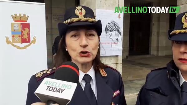 """Violenza sulle donne: bambini e Polizia insieme per """"Questo non è amore"""""""