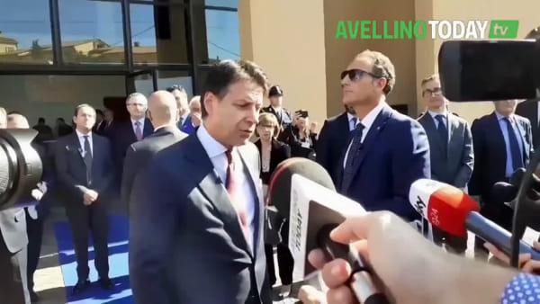 Conte arriva in città per ricordare Fiorentino Sullo: le sue parole