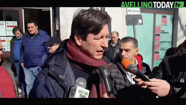 Chiusura Fib Sud di Nusco, Uilm e Fiom Cigl a sostegno dei dipendenti