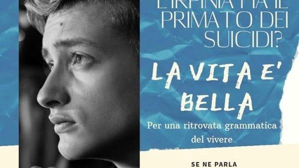 """""""L'Irpinia ha il primato dei suicidi? La vita è bella"""": il Vescovo ne parla a Parco Palatucci"""