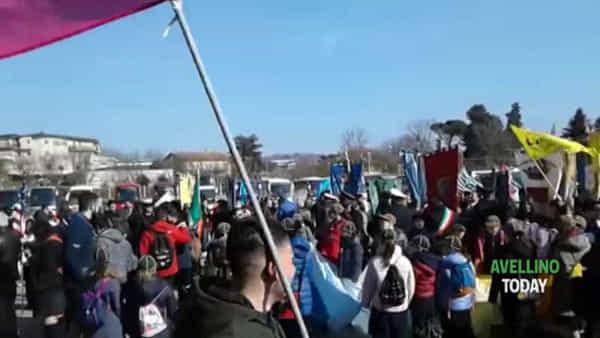 """Avellino ricorda le vittime innocenti delle mafie: """"Ricordiamoli vivi, per il loro esempio"""""""