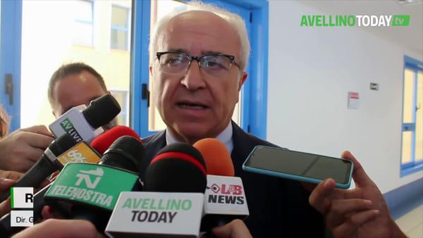 Ex Moscati: sindaco Festa e dirigenti lavorano alla riqualificazione