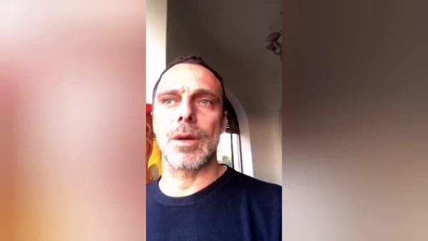 """Alessandro Preziosi a sostegno del Moscati: """"La solidarietà raggiunge l'impossibile"""""""