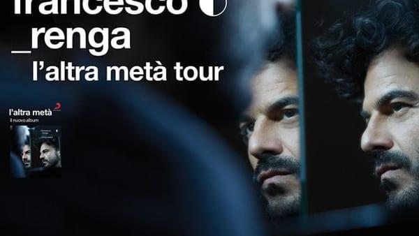 Grande attesa per il concertone di Francesco Renga al Teatro Gesualdo