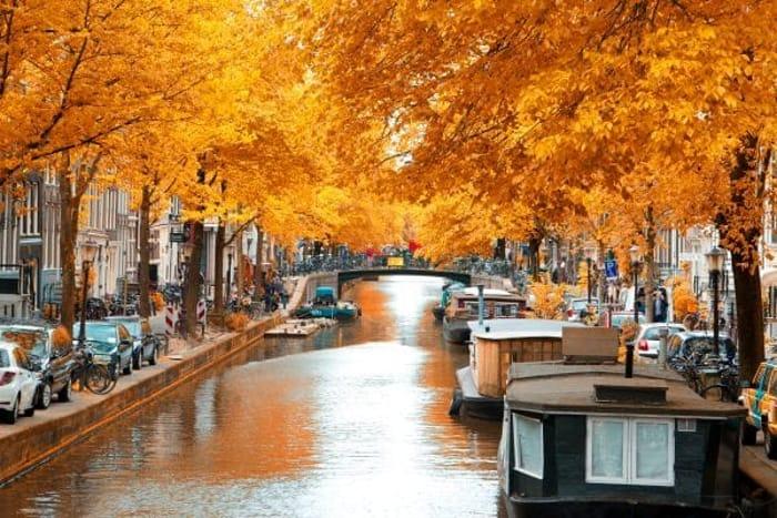 Amsterdam - La città olandese è la capitale dell'amore per San Valentino 2019